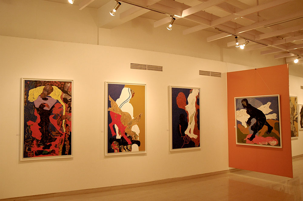 Shivlal Saroha: Paintings & Drawings