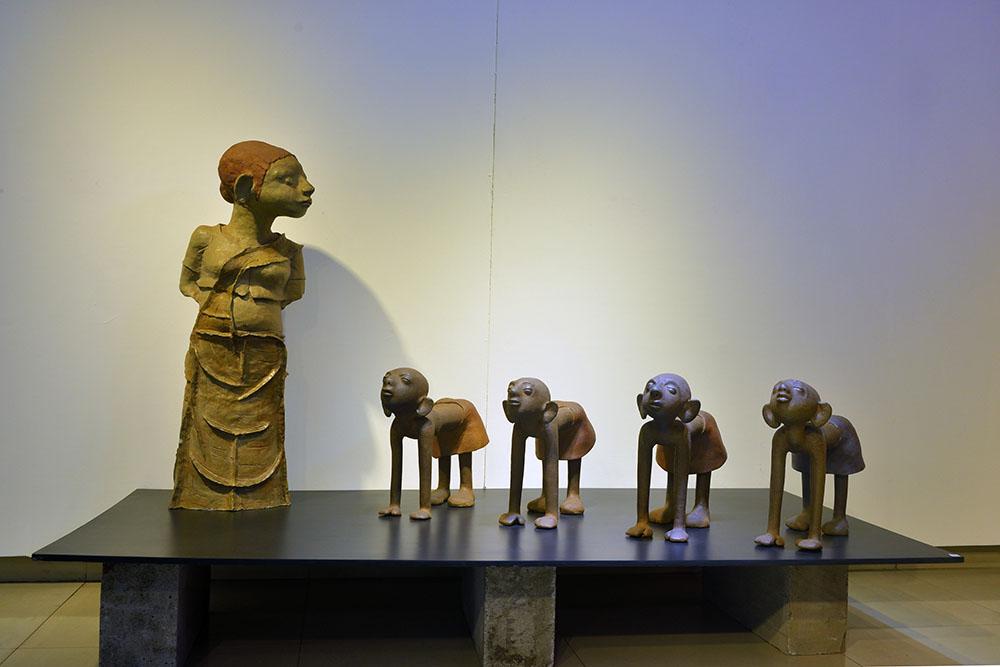 The Ceramic Presence