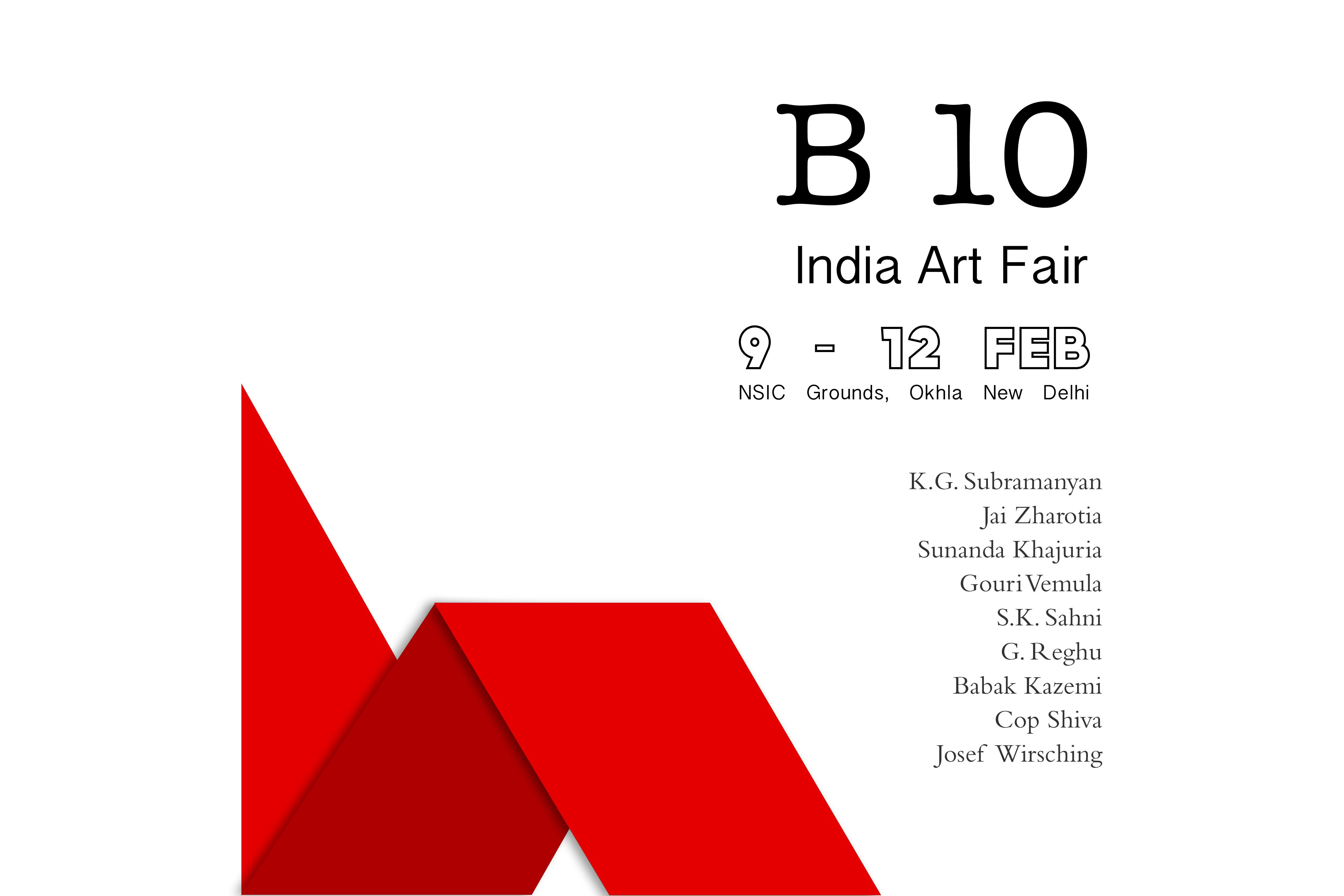 India Art Fair 2018