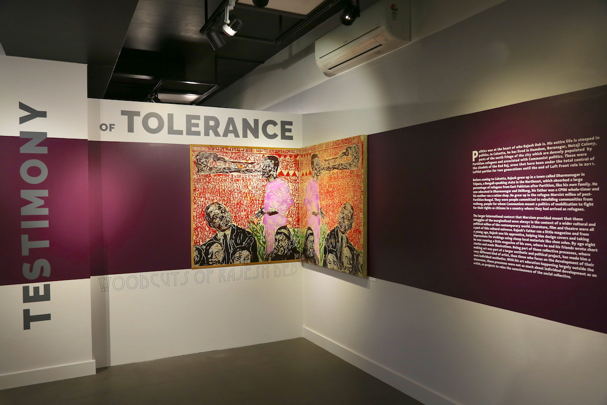 Testimony of Tolerance – Woodcuts