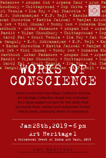 Works of Conscience