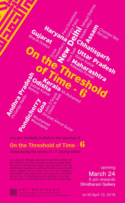 On the Threshold of Time – 6