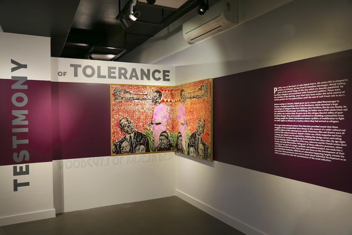 Testimony of Tolerance – Woodcuts