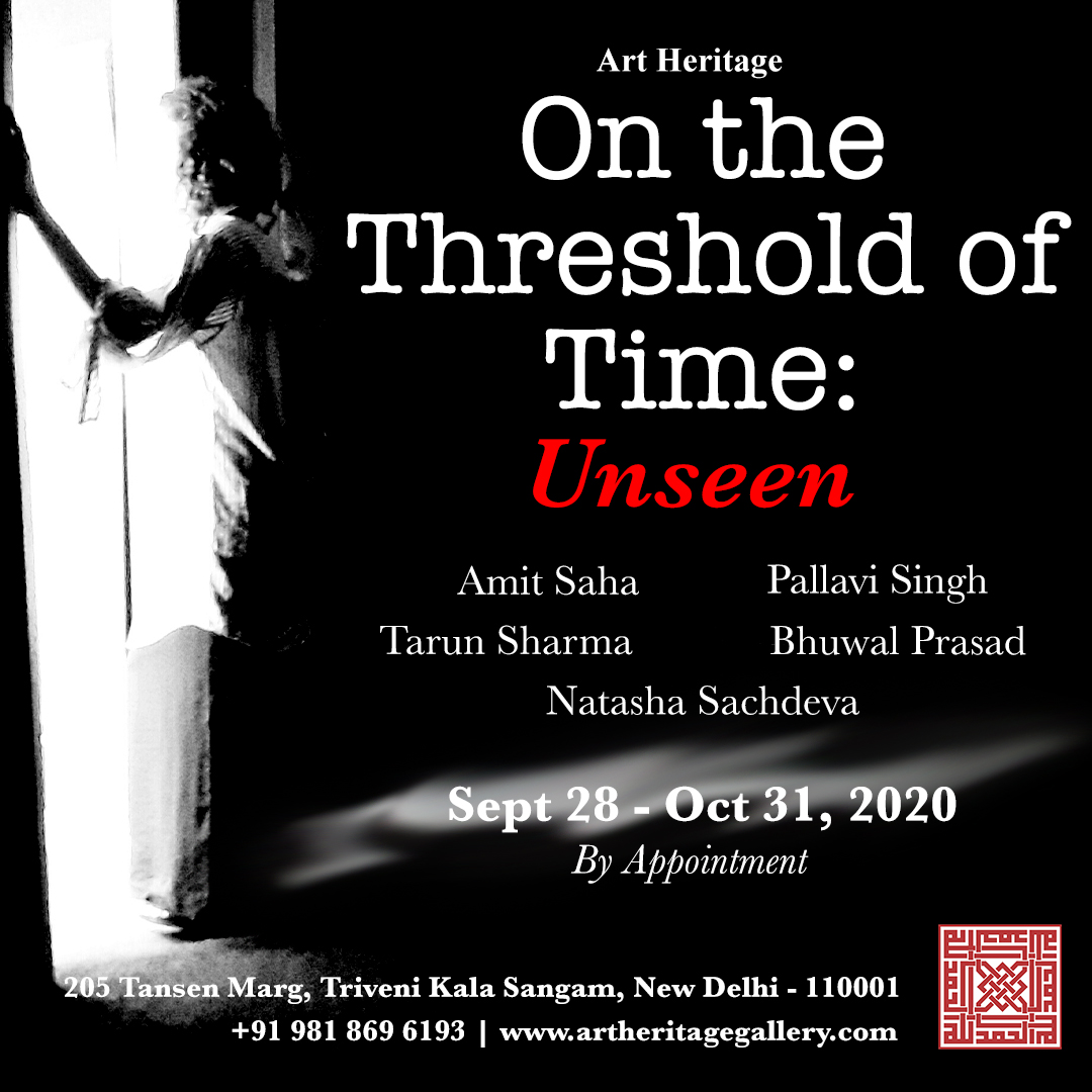 On The Threshold of Time 8: Unseen